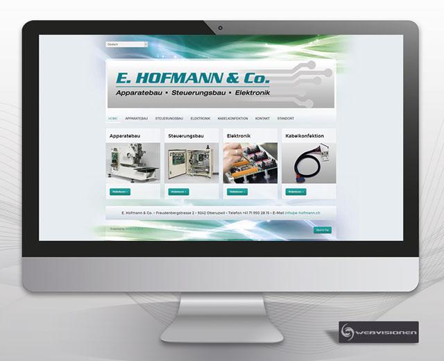 E. Hofmann & Co.